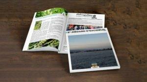 Bulletin municipal - Création d'un bulletin municipal - Graphiste dordogne