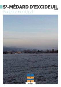 Mise en page - Impression de bulletin municipal en Dordogne, Agence de communication