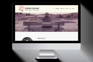 Site internet - Sophrologie 24 - Création webmaster en Dordogne