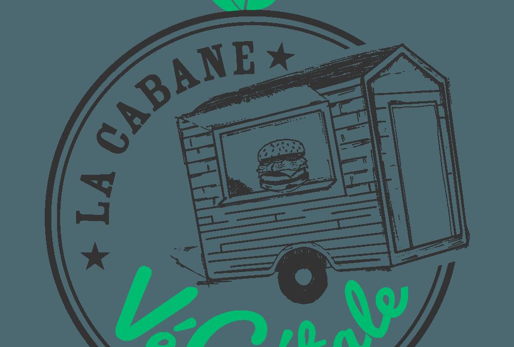 Création  d'un logo – La Cabane Végétale